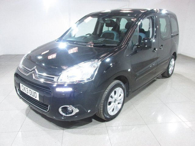 CITROEN BERLINGO MULTISPACE at Click Motors
