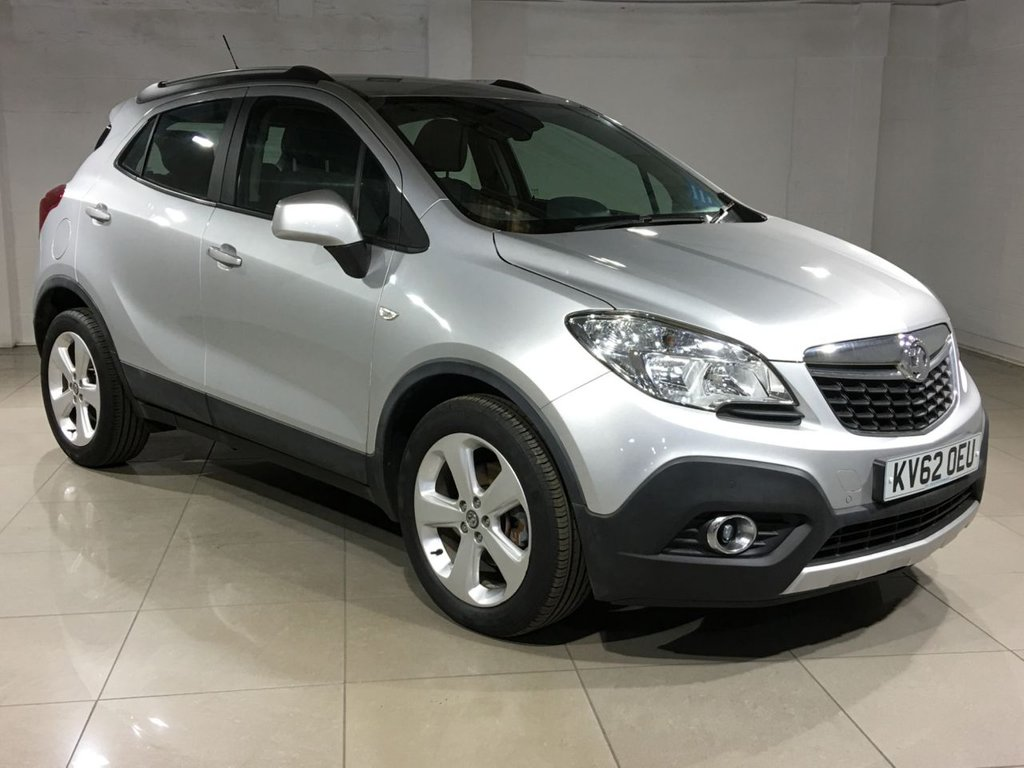 USED 2013 62 VAUXHALL MOKKA 1.7 CDTi ecoFLEX Tech Line 5dr (start/stop) Sat Nav / £30 Road Tax