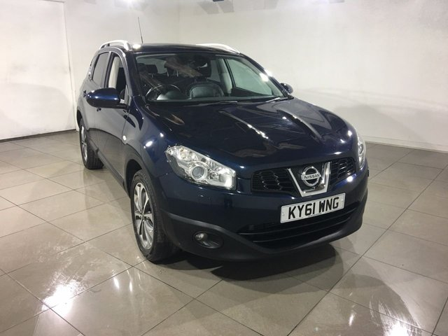 View our 2011 61 NISSAN QASHQAI 2.0 TEKNA DCI 4WD 5d 148 BHP