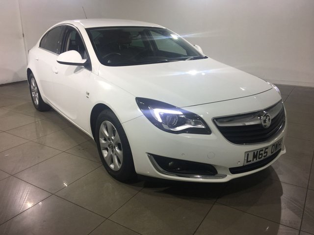 View our 2015 65 VAUXHALL INSIGNIA 1.6 SRI CDTI S/S 5d 134 BHP