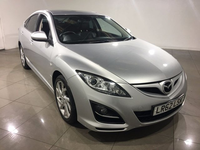 View our 2012 62 MAZDA 6 2.2 TAKUYA D 5d 163 BHP