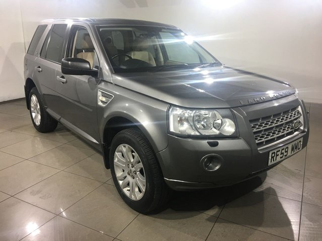 View our 2010 59 LAND ROVER FREELANDER 2.2 TD4 HSE 5d AUTO 159 BHP