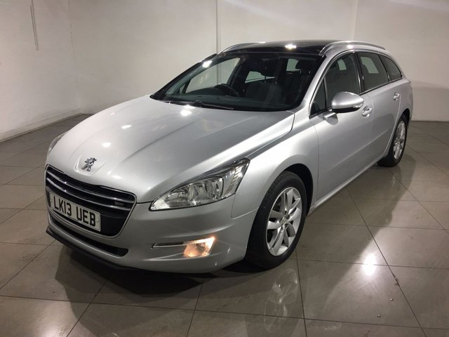 PEUGEOT 508 at Click Motors