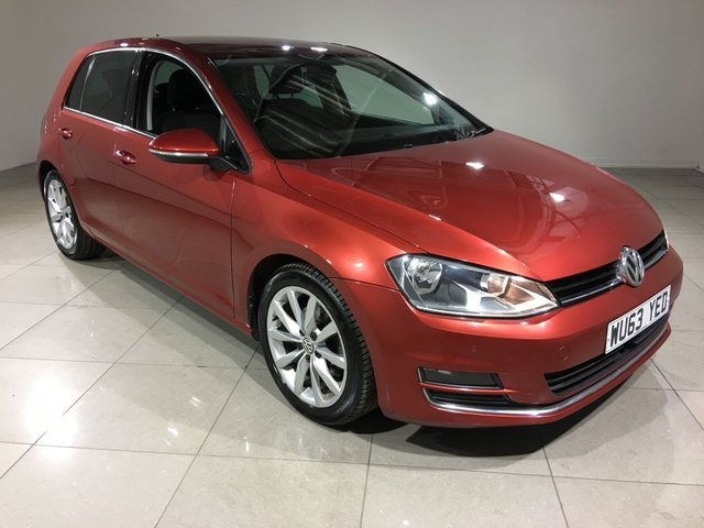 View our 2013 63 VOLKSWAGEN GOLF 2.0 GT TDI BLUEMOTION TECHNOLOGY 5d 148 BHP