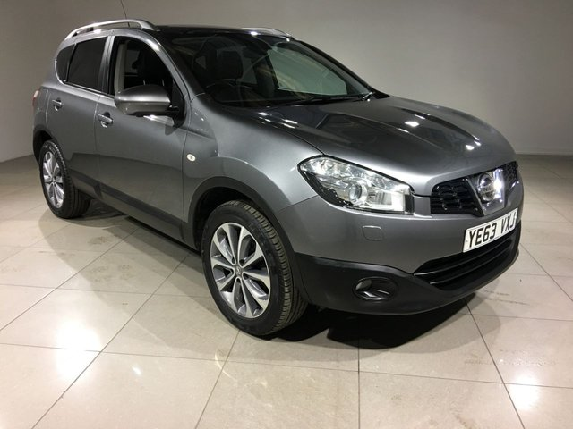 View our 2013 63 NISSAN QASHQAI 1.5 TEKNA DCI 5d 110 BHP