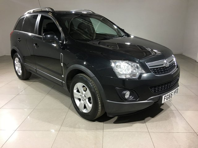 View our 2015 65 VAUXHALL ANTARA 2.2 EXCLUSIV CDTI S/S 5d 161 BHP