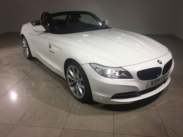 View our 2011 BMW Z4 2.5 Z4 SDRIVE23I HIGHLINE EDITION 2d 201 BHP