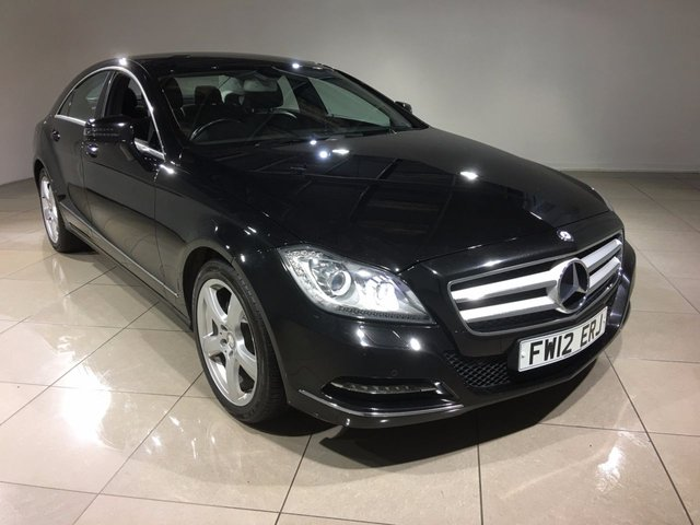View our 2012 12 MERCEDES-BENZ CLS CLASS 2.1 CLS250 CDI BLUEEFFICIENCY 4d AUTO 204 BHP