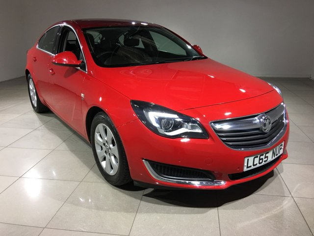 View our 2015 65 VAUXHALL INSIGNIA 2.0 SE CDTI ECOFLEX S/S 5d 138 BHP