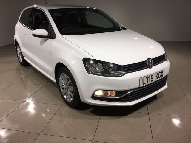 View our 2015 15 VOLKSWAGEN POLO 1.0 SE 3d 74 BHP