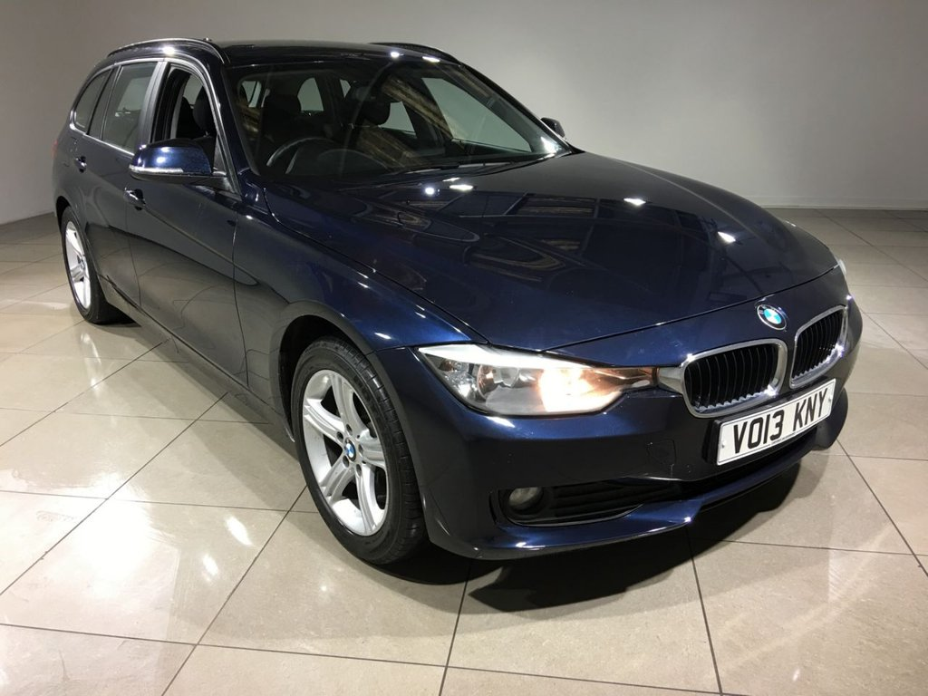 USED 2013 13 BMW 3 SERIES 2.0 320D XDRIVE SE TOURING 5d AUTO 181 BHP