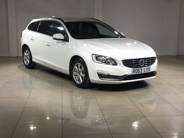 View our 2014 63 VOLVO V60 1.6 D2 BUSINESS EDITION 5d AUTO 113 BHP