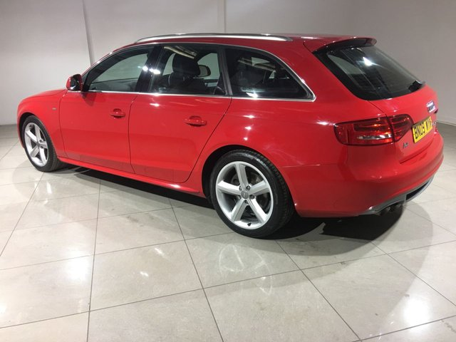 AUDI A4 at Click Motors