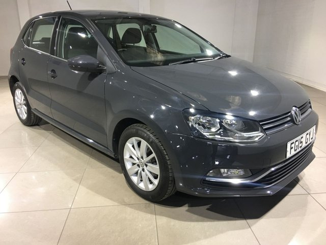 View our 2015 15 VOLKSWAGEN POLO 1.4 SE TDI BLUEMOTION 5d 74 BHP