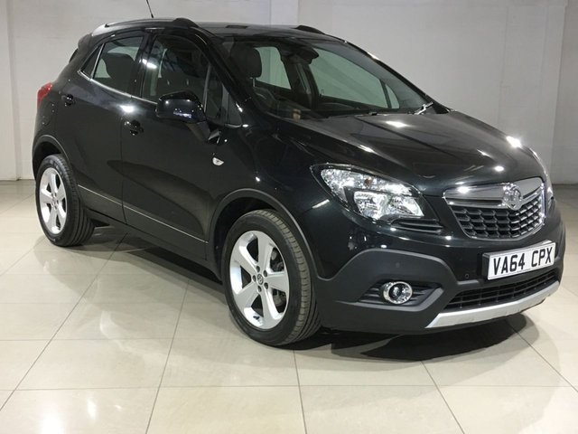 View our 2015 64 VAUXHALL MOKKA 1.7 EXCLUSIV CDTI S/S 5d 128 BHP