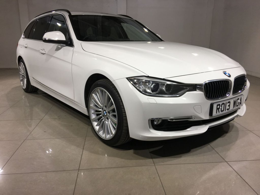 USED 2013 13 BMW 3 SERIES 2.0 320D XDRIVE LUXURY TOURING 5d AUTO 181 BHP