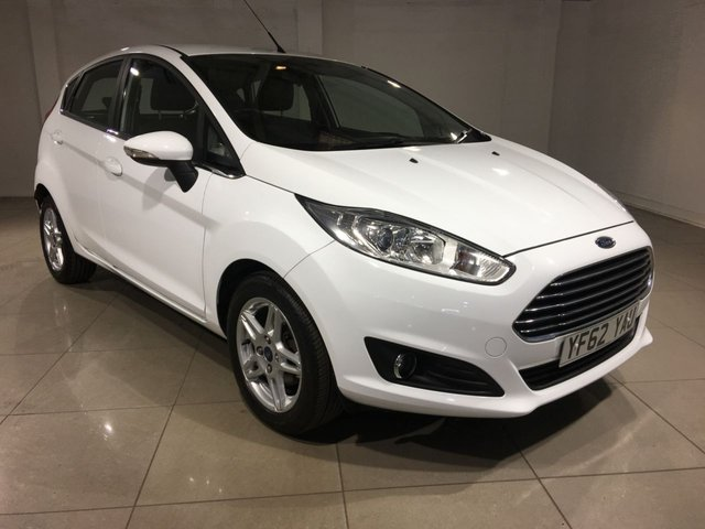 View our 2013 62 FORD FIESTA 1.5 ZETEC TDCI 5d 74 BHP