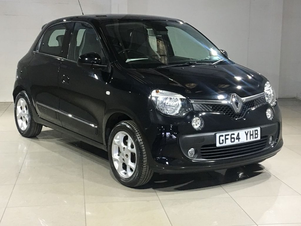 USED 2014 64 RENAULT TWINGO 0.9 DYNAMIQUE ENERGY TCE S/S 5d 90 BHP