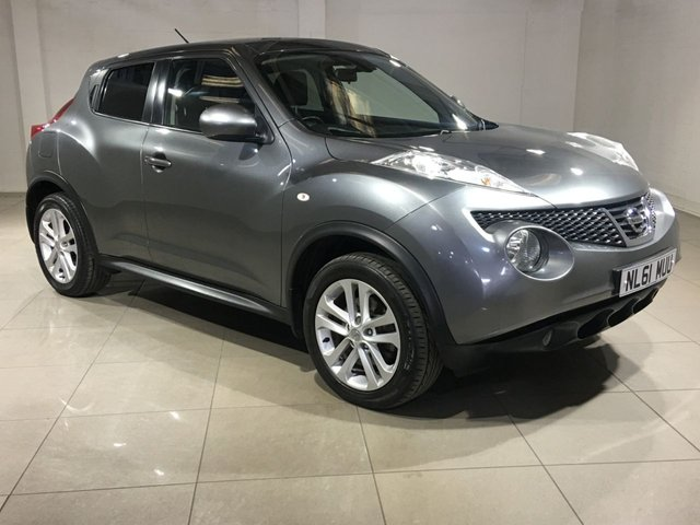 View our 2011 61 NISSAN JUKE 1.6 TEKNA DIG-T 5d AUTO 190 BHP
