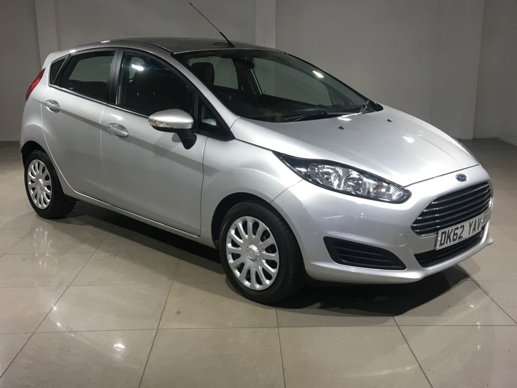 USED 2013 62 FORD FIESTA 1.5 STYLE TDCI 5d 74 BHP