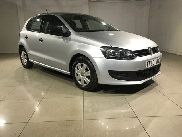 View our 2010 60 VOLKSWAGEN POLO 1.2 S 5d 60 BHP