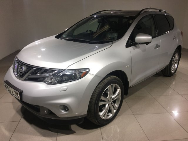 NISSAN MURANO at Click Motors