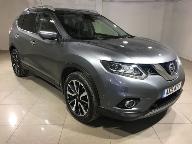 View our 2015 15 NISSAN X-TRAIL 1.6 DCI TEKNA XTRONIC 5d AUTO 130 BHP