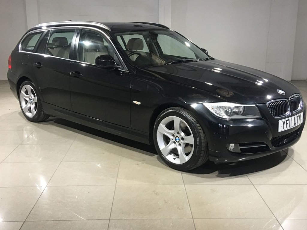 USED 2011 11 BMW 3 SERIES 2.0 320D EXCLUSIVE EDITION TOURING 5d AUTO 181 BHP