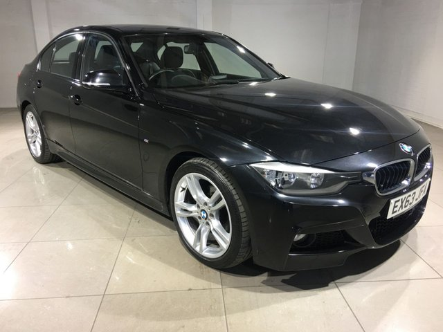 View our 2013 63 BMW 3 SERIES 2.0 318D M SPORT 4d 141 BHP