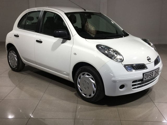 View our 2009 59 NISSAN MICRA 1.5 VISIA DCI 5d 85 BHP