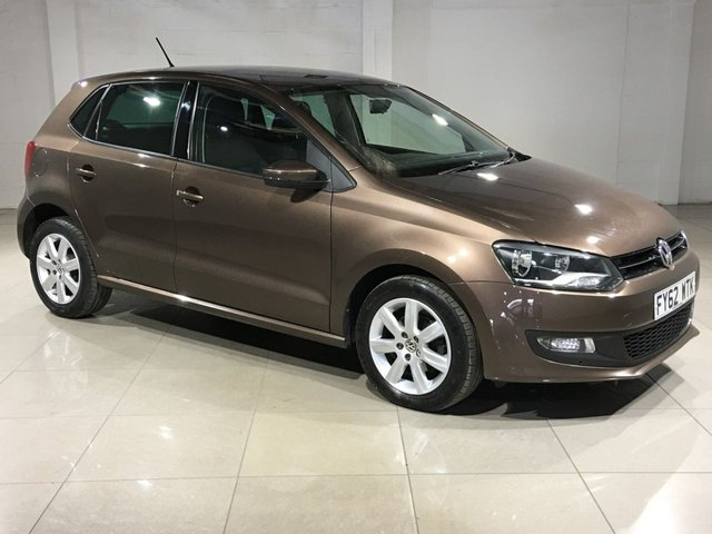 View our 2012 62 VOLKSWAGEN POLO 1.2 MATCH TDI 5d 74 BHP
