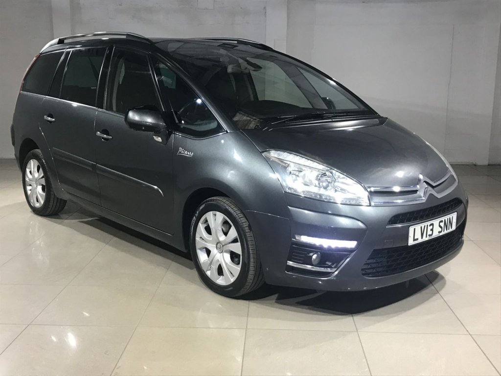 USED 2013 13 CITROEN C4 PICASSO 1.6 GRAND PLATINUM HDI 5d 110 BHP