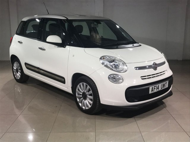 View our 2014 14 FIAT 500L 1.2 MULTIJET POP STAR 5d 85 BHP