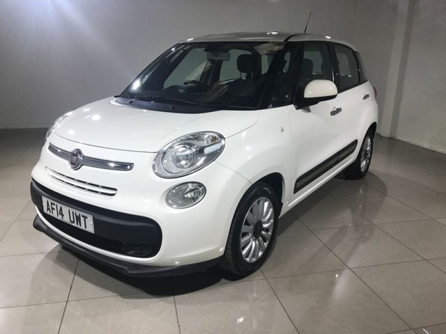 FIAT 500L at Click Motors