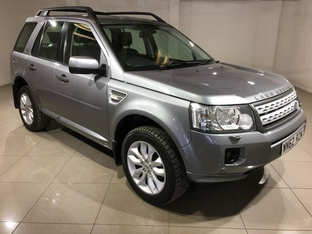 View our 2012 62 LAND ROVER FREELANDER 2.2 SD4 XS 5d AUTO 190 BHP