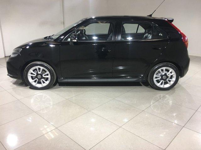 MG 3 at Click Motors