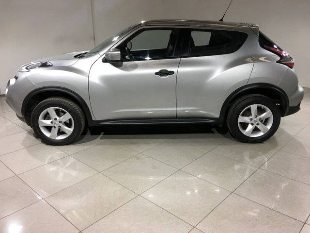 NISSAN JUKE at Click Motors