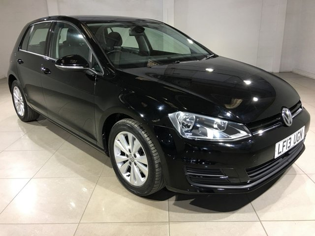 View our 2013 13 VOLKSWAGEN GOLF 1.6 SE TDI BLUEMOTION TECHNOLOGY 5d 103 BHP