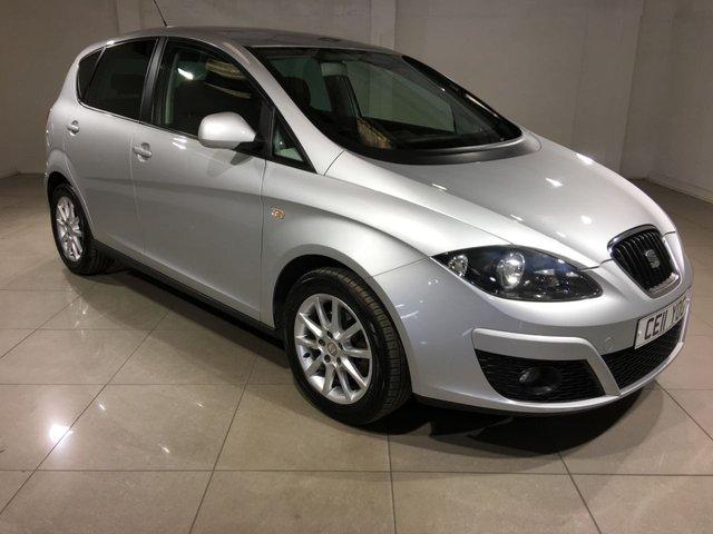 View our 2011 11 SEAT ALTEA 1.6 SE DSG CR TDI 5d AUTO 103 BHP