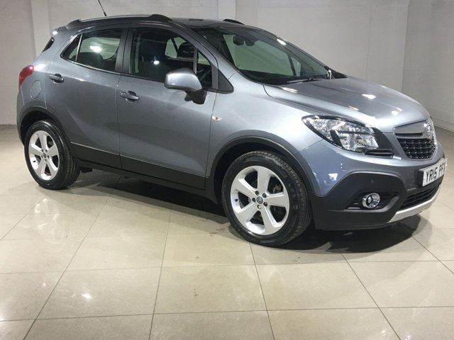 View our 2015 15 VAUXHALL MOKKA 1.7 EXCLUSIV CDTI S/S 5d 128 BHP