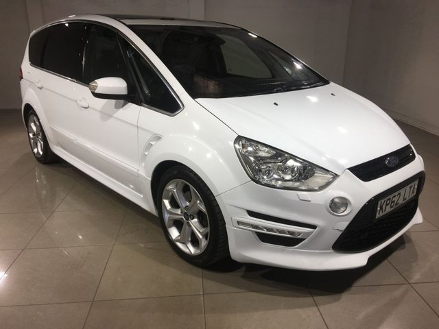 View our 2012 62 FORD S-MAX 2.0 TITANIUM X SPORT TDCI 5d 161 BHP