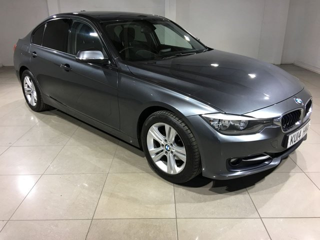 View our 2014 14 BMW 3 SERIES 2.0 318D SPORT 4d 141 BHP