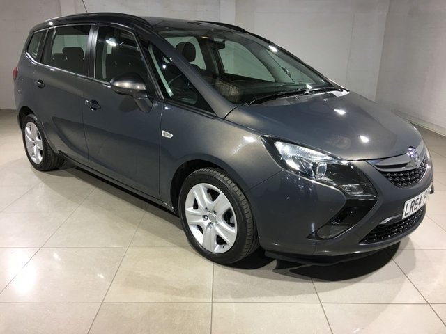 View our 2014 64 VAUXHALL ZAFIRA TOURER 2.0 EXCLUSIV CDTI 5d AUTO 162 BHP