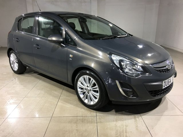 View our 2014 64 VAUXHALL CORSA 1.4 SE 5d 98 BHP