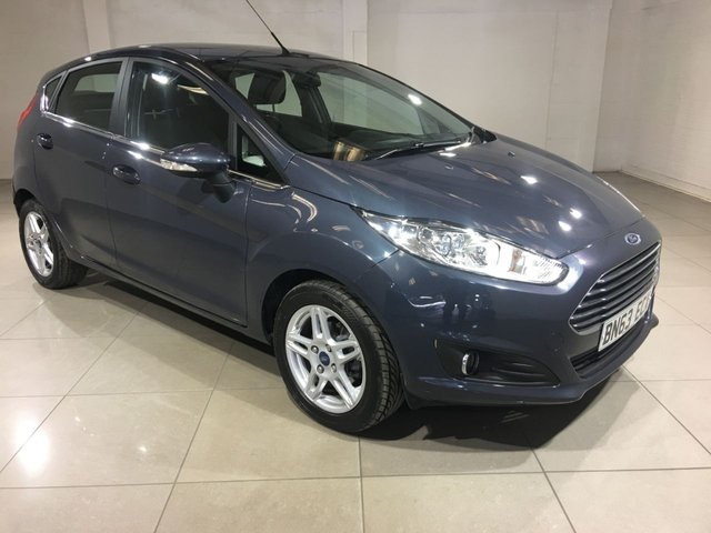 View our 2013 63 FORD FIESTA 1.5 ZETEC TDCI 5d 74 BHP