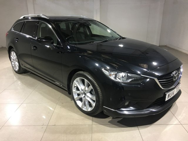 View our 2014 14 MAZDA 6 2.2 D SPORT NAV 5d 173 BHP