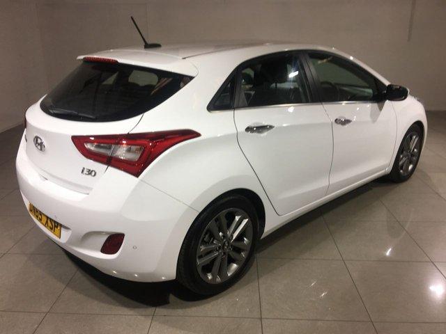 HYUNDAI I30 at Click Motors