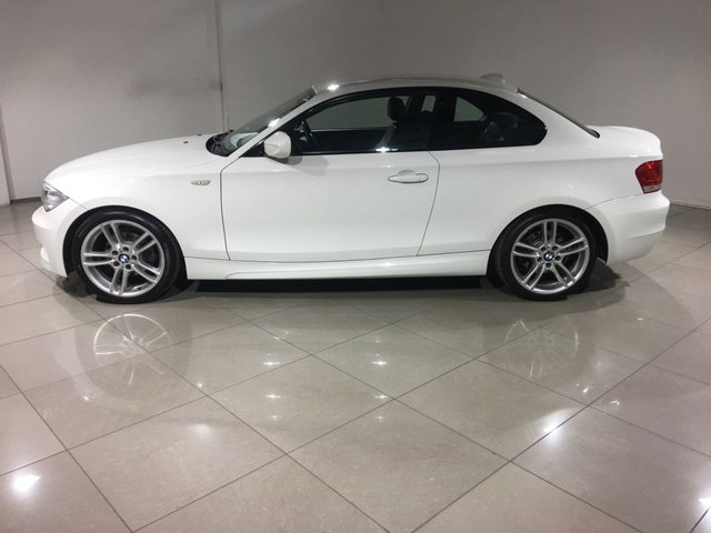 BMW 1 SERIES at Click Motors