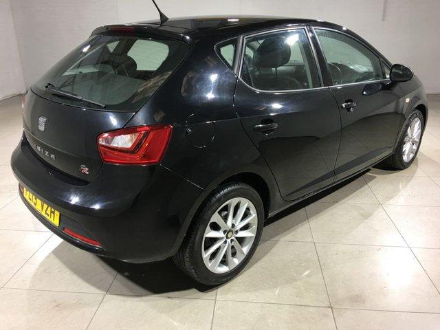 SEAT IBIZA at Click Motors