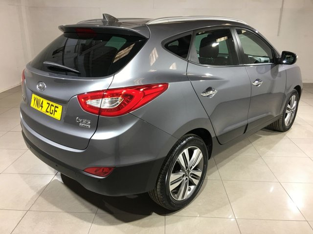 HYUNDAI IX35 at Click Motors